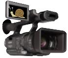 caméra inversée